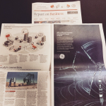 Internet of Things in the ROB newspaper section