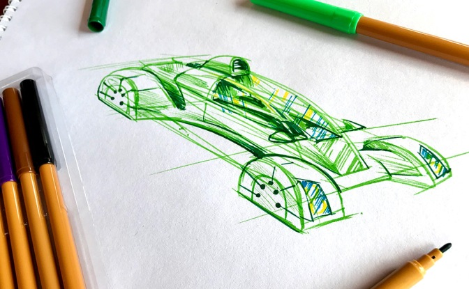 Designing ultimate rides!